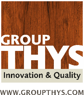 Empresas Rodapés - GROUP THYS NV